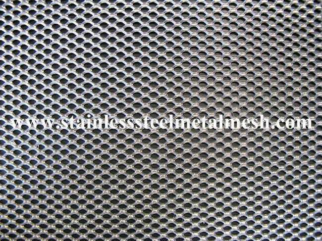 Stainless Expanded Metal Mesh