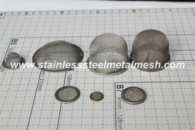 Metal filter mesh