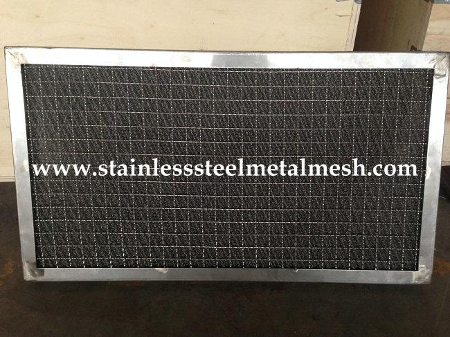 Wire Mesh Foam Remover Materials