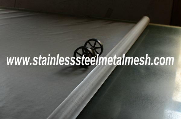 325Mesh Stainless Steel Screen Printing 0.028mm