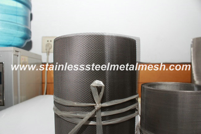 Micro Expanded Metal Mesh For Sound Cover