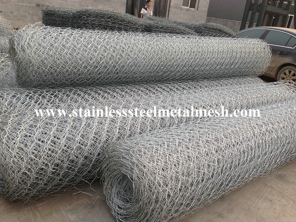 Stainless Steel Gabion Box